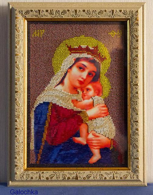 Икона Богородицы Отчаянных единая Надежда.