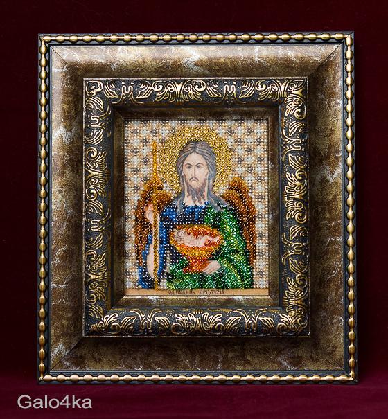 Икона Святого пророка, Предтечи и Крестителя Господнего Иоанна.
