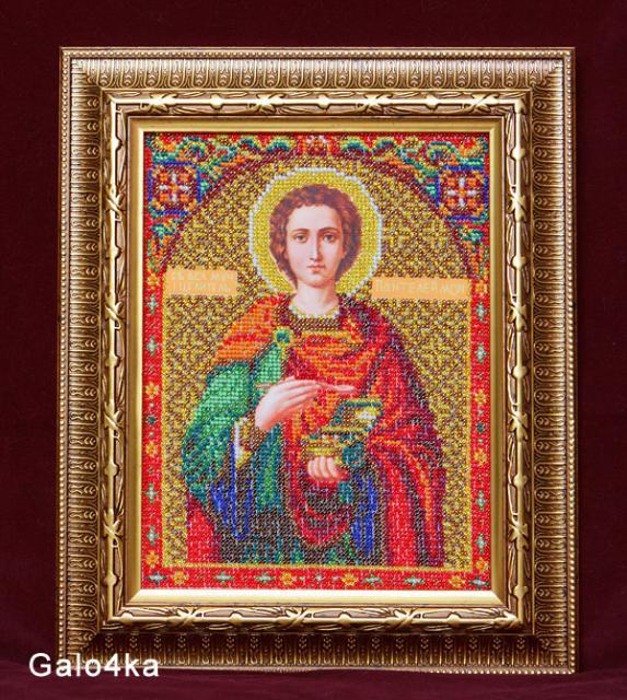 Святой великомученник Пантелеймон