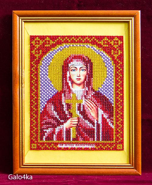 Икона святой ммученицы Валентины.