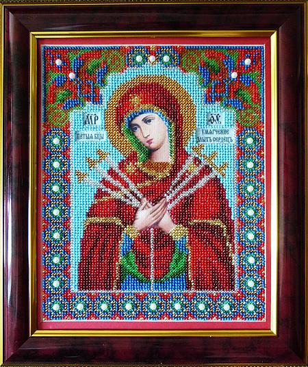 Икона Богородица умягчение злых сердец.
